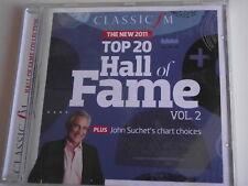 Classic FM CD No. 199a. The New 2011 Top 20 Hal of Fame Vol.2.l (L19)