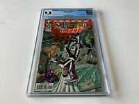 ALTERED IMAGE 1 CGC 9.8 WHITE PAGES SPAWN WITCHBLADE SAVAGE DRAGON IMAGE COMICS