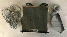 Vintage ROSKO Electric Guitar Amplifier Lot w/Box / Japan