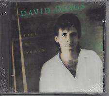 "DAVID DIGGS  ""Tell Me Again""  NEW SEALED JAZZ CD"