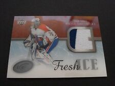 UPPER DECK **YANN DANIS** GAME USED JERSEY NHL TRADING CARD - MONTREAL CANADIENS