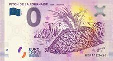 Billet Touristique 0 Euro - La Réunion, piton de la fournaise 2018-1