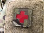 Medic Cross, 45x45mm Lasercut Patch, multicam red, Cordura LasercutUniformen & Effekten - 28723