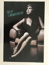 AMY WINEHOUSE,RARE AUTHENTIC 2015 LICENSED POSTER