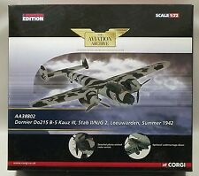 Corgi Aviation Archive AA38802 Do215B-5 Helmut Lendt 1/72 Scale Diecast Model