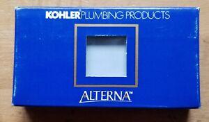 """Kohler Alterna 2-1/2"""" Faucet Ceramic Insert - 9926-68  22493-68 - HERON BLUE"""