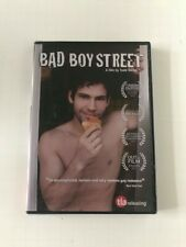 Bad Boy Street - Gay-Themed DVD - Mint, Unopened Condition - HARD TO FIND