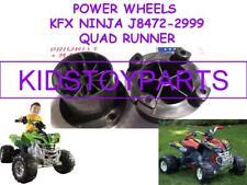 1X Fisher Price Power Wheels Kawasaki KFX Ninja QUAD RUNNER  Driver J8472-2299
