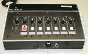Glensound GS-CU008D Commentator's Box with 6 talkback circuits