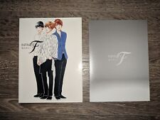 Infinite F Koi No Sign Type A CD + DVD Limited Edition KPOP JPOP