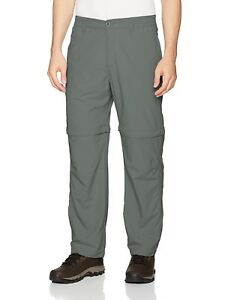 WHITE SIERRA MENS SIERRA POINT CONVERTIBLE  QUICK DRYING TRAVEL HIKING PANT