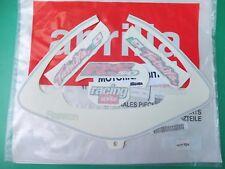 APRILIA RS50 RS 50 TETSUYA HARADA ADESIVI  CUPOLINO STICKER FAIRING FRONT DECAL