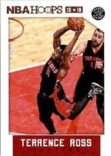 2015-16 Panini NBA Hoops #30 Terrence Ross Toronto Raptors NM Single