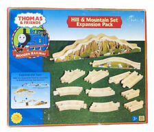 Thomas Wooden Railway Hill & Mountain Set Expansion Pack~ LC99946~ New!