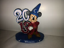 Figurine Personnage Mickey Magicien Sorcier collection 2013