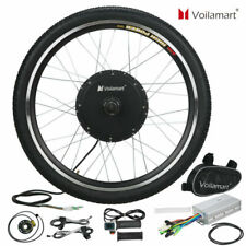 Voilamart 26inch Front Wheel 48V 1000W with E-Bike Conversion Kit