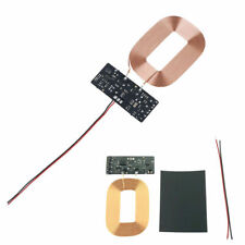 Standard Qi fast wireless charger module transmitter PCBA circuit board + coilTS