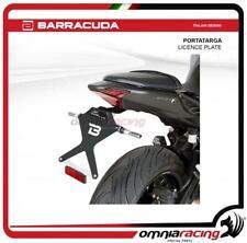 Barracuda Kit Portatarga regolabile in alluminio per Yamaha MT07