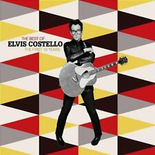 ELVIS COSTELLO - THE BEST OF THE FIRST 10 YEARS CD (Greatest Hits)