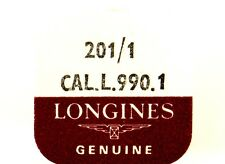 NEW OLD STOCK LONGINES CAL L.990.1 LARGE DRIVING WHEEL WATCH PART #201/1