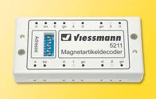 VIESSMANN 5211 Motorola Decodificador de artículos magnéticos
