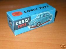 corgi #201 Austin Cambridge saloon:  BOX ONLY