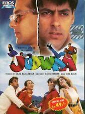JUDWAA- BOLLYWOOD DVD - SALMAN KHAN - Eros Bollywood indian movie dvd
