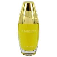 BEAUTIFUL by Estee Lauder 2.5 oz 75 ml EDP Spray TESTER Perfume for Women