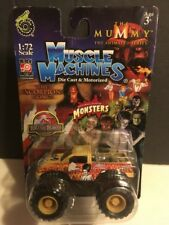 Bride of Frankenstein 2003 MUSCLE MACHINES - Motorized Monster Truck 1:72