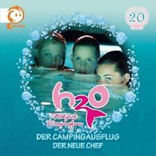 H2o: soudain sirène-Le Camping/le nouveau chef CD zapi NEUF