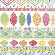 2 Paper Napkins for Decoupage / Parties / Weddings - Fiesta Party