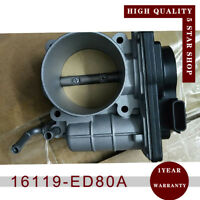 Throttle Body Assy 16119-ED000 SERA526-01 for Nissan Versa 1.6L 1.8L Micra Tiida