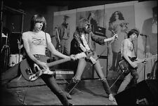 """Ramones 13 x 19"""" Photo Print"""