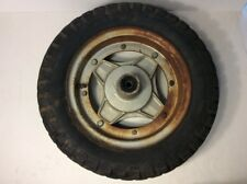 New listing Front Wheel And Tire Honda Ct70 Trail 70 (Pl22-13)