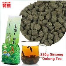 250g Famous Taiwan Ginseng Oolong Tea, Chinese Tieguanyin Slimming Tea Free ship
