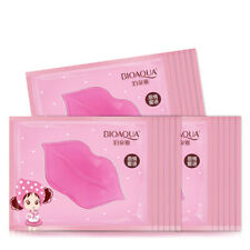 5Lip Pink Crystal Collagen Lip Mask Patch Anti Ageing Wrinkle Moisturising Care