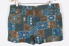 Vintage 70s Jantzen Cotton Hawaiian Swim Trunks Shorts Usa Mens Size 40-42