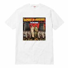 Supreme Graphic Tees Solid T-Shirts for Men