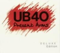 UB40 Present Arms Deluxe Edition 3CD BRAND NEW Digipak Dub & BBC Sessions