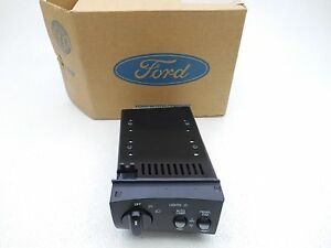 New OEM Ford Lighting Control Switch 1995-1997 Lincoln Continental  F5OY-13C788-