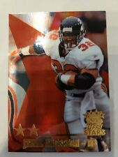 1999 Topps Stars Two Star Parallel #38 Jamal Anderson 72/249