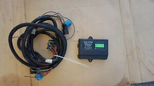 WESTERN FISHER 3 PORT 29070-1 W/ 26292, 26293 LIGHT HARNESS ONLY  DODGE