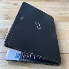 Fujitsu Lifebook S792 Core i7 3520M 4GB Ram 500GB HDD Webcam Win 10 Home Laptop
