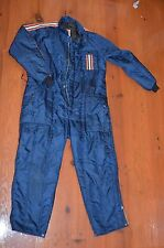 Vintage Men's ANTLER Snowmobile Snow Suit Bombardier Skidoo Arctic Cat LG Retro
