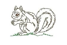 ANIMALS OUTLINE 20 MACHINE EMBROIDERY DESIGNS