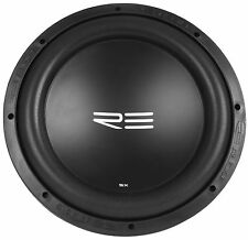 "RE Audio SXX12D4 V2 12"" 1200W RMS Dual 4-Ohm Car Subwoofer SXXV2 Sub SXX V2 12D4"