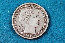 Squaredeal2012 Estate Find 1910-S BARBER Half  Dollar!! #C3312