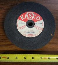 "KASCO GRINDING WHEEL 4140 RPM 6-1/2"" x 1"" x 5/8"" GRADE C60PV1"