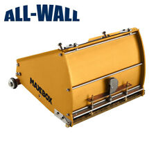 Tapetech 7 Maxxbox High Capacity Drywall Flat Box Ez07h New