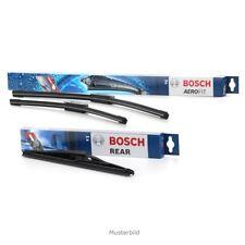 Bosch limpiaparabrisas escobillas set af256 h353 Opel Zafira B delante atrás